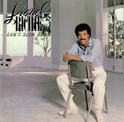 Album Can't Slow Down (1983) – Lionel Richie