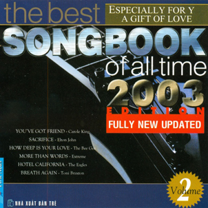 Album The Best Songbook Of All Time, Vol.2 (2003)