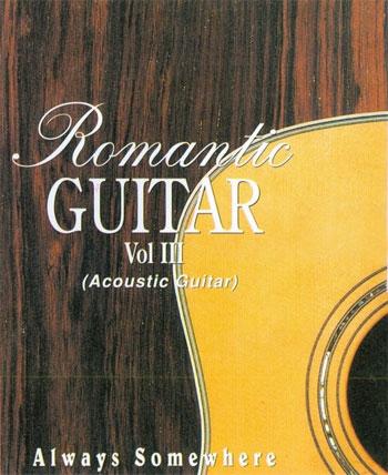 Album Romantic Guitar Vol.3 – John Kuek