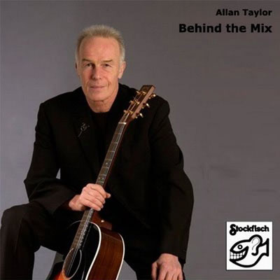 Album Allan Taylor – Behind the Mix 2000