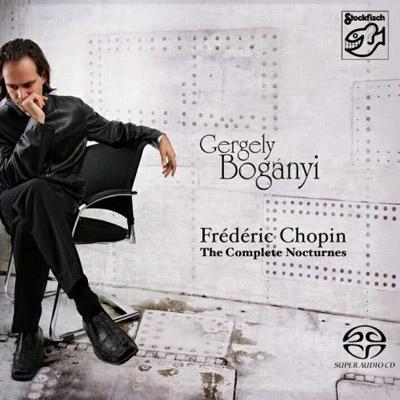 Album Gergely Boganyi – The Complete Nocturnes CD1