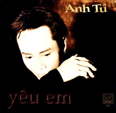 Album Yêu Em – Anh Tú