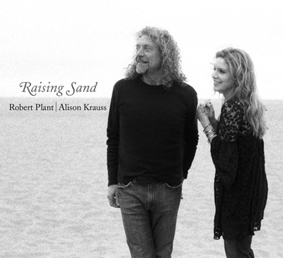 Album Robert Plant-Raising Sand (2007)