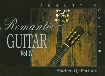 Album Romantic Guitar Vol.4 – John Kuek