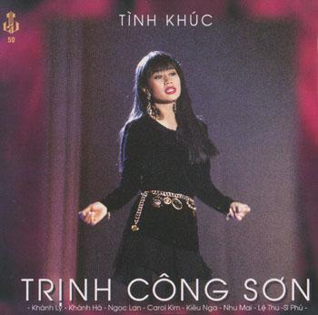 Album Tình Khúc Trịnh Công Sơn (1999)