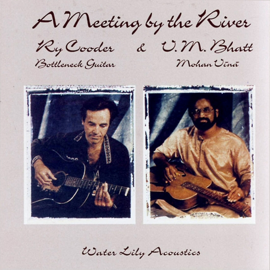 Album A Meeting By The River (1993)