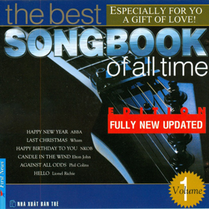 Album The Best Songbook Of All Time, Vol.1 (2003)