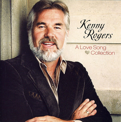 Album Kenny Rogers  – Love Songs Collection CD1