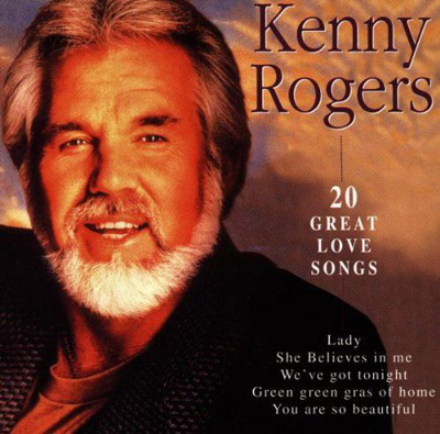 Album Kenny Rogers  – Love Songs Collection CD2