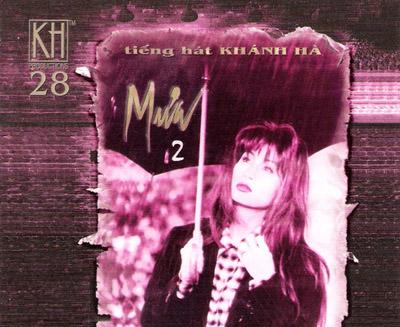 Album Mưa 2 – Khánh Hà