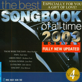 Album The Best Songbook Of All Time, Vol.4 (2003)