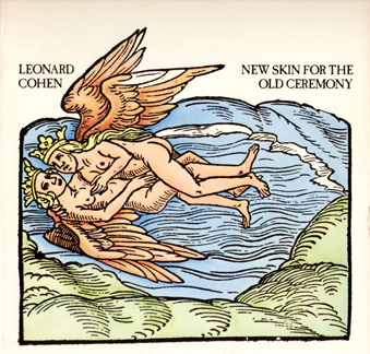 Album New Skin For The Old Ceremony [1974]