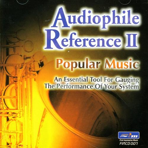 Album Audiophile Reference 2: Popular Music