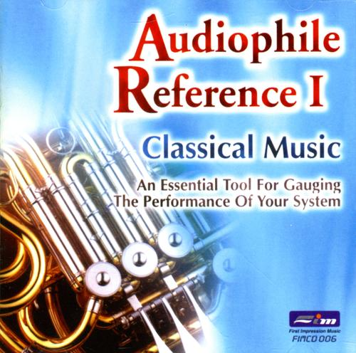 Album Audiophile Reference 1: Classic Music