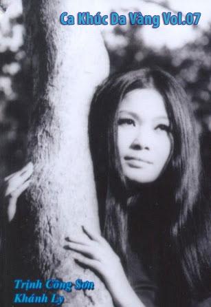 Album Ca Khúc Da Vàng Vol.7 (Pre 1975) – Khánh Ly