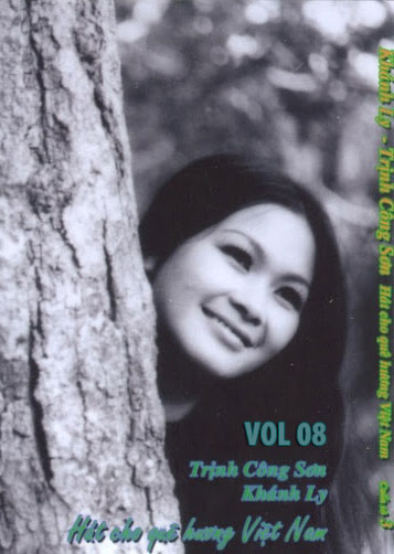 Album Ca Khúc Da Vàng Vol.8 (Pre 1975) – Khánh Ly