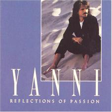 Album Piano Reflections of Passion 1990 _ Yanni