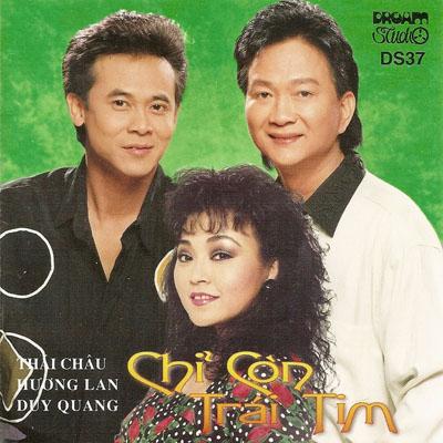 Album Chỉ Còn Trái Tim (1993)