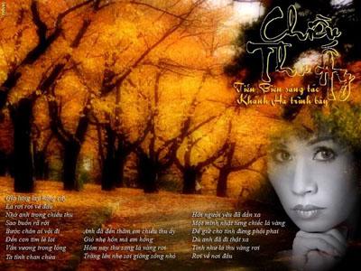 Album Chiều Thu Ấy – Khánh Hà