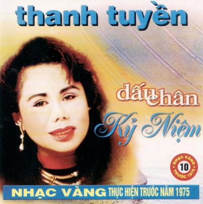 Album Dấu Chân Kỷ Niệm (Pre 1975) – Thanh Tuyền