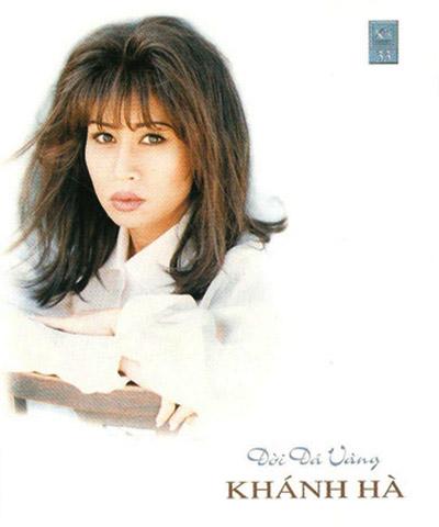 Album Đời Đá Vàng – Khánh Hà