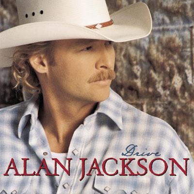 Album Drive – Alan Jackson