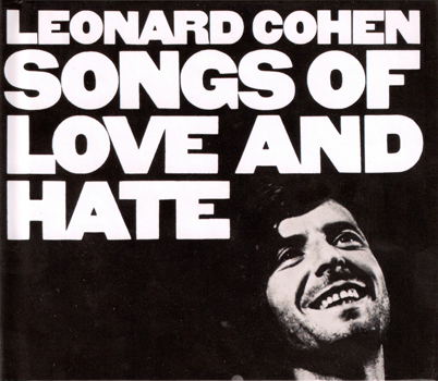 Album Songs Of Love And Hate [1971]