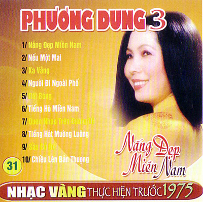 Album Nắng Đẹp Miền Nam (Pre 1975) – Phương Dung