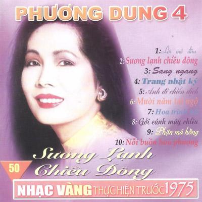 Album Sương Lạnh Chiều Đông (Pre 1975) – Phương Dung