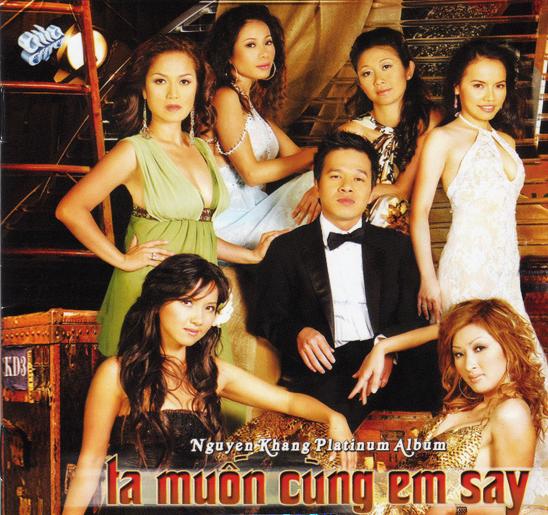 Album Ta Muốn Cùng Em Say – Nguyên Khang