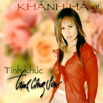 Album Tình Khúc Trịnh Công Sơn – Khánh Hà