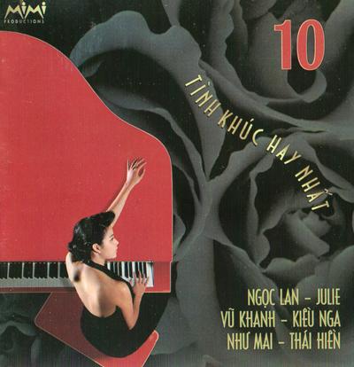 Album 10 Tình Khúc Hay Nhất