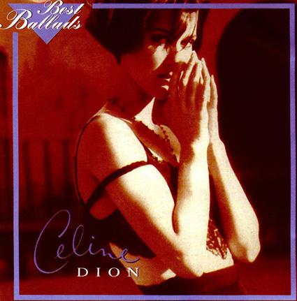 Album Celine Dion – Best Ballads (1998)
