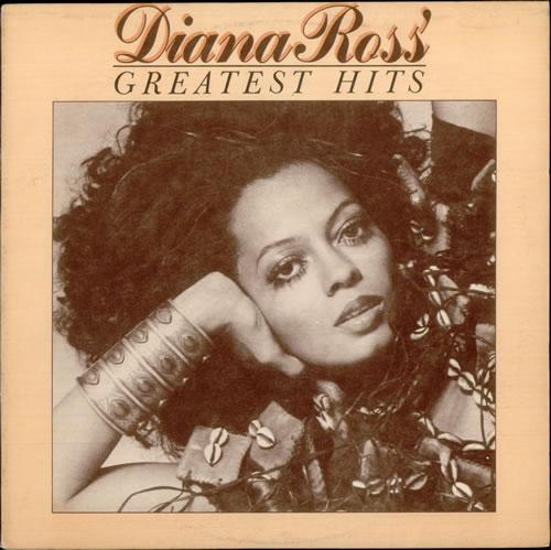 Album Diana Ross' Greatest Hits