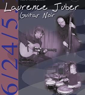 Album Laurence Juber – Guitar Noir (2003)