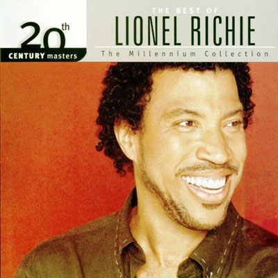 Album Lionel Richie – The Best Of – 20th Century Masters