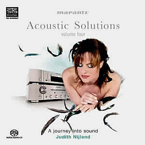 Album Marantz Acoustic Solution Vol 4 – Judith Nijland