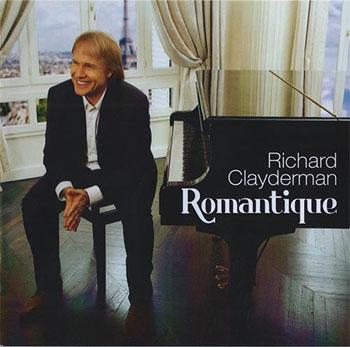 Album Richard Clayderman – Romantique (2013) Piano