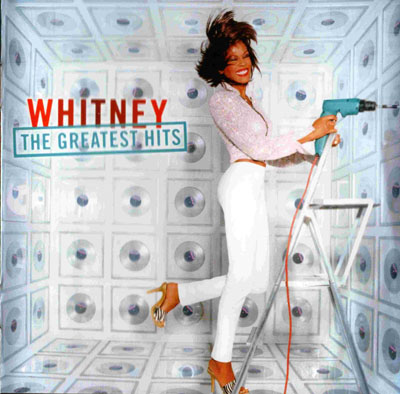 Album Whitney Houston 2000 Greatest Hits CD1