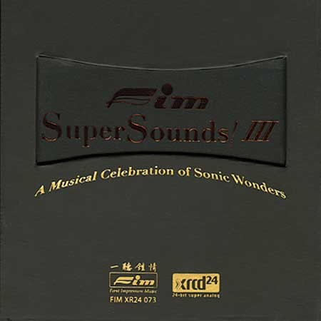 Album FIM Super Sounds III (XRCD24)
