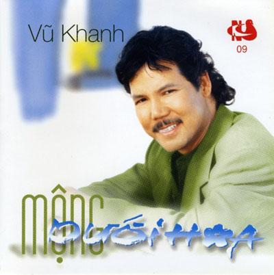 Album Mộng Dưới Hoa – Vũ Khanh