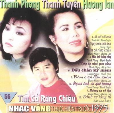 Album Tím Cả Rừng Chiều (Pre 1975)