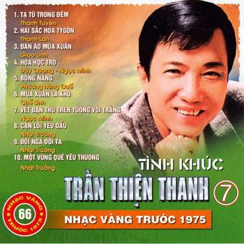 Album Tình Khúc Trần Thiện Thanh (Pre 1975)