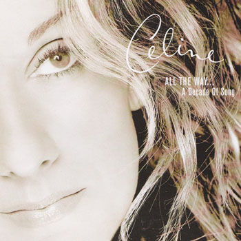 Album Celine Dion – All The Way