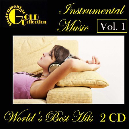 Album Instrumental Gold Collection Vol.1