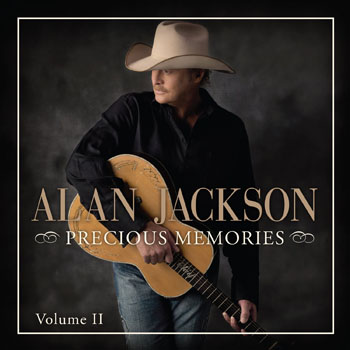 Album Alan Jackson – Precious Memories Volume II (2013)
