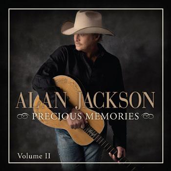 Album Alan Jackson – Precious Memories Volume II (2013)