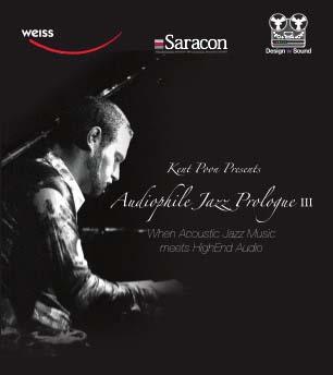 Album Kent Poon – Audiophile Jazz Prologue III