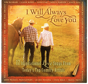 Album I Will Always Love You (2008)