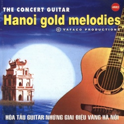 Album Guitar – Hanoi Gold Melodies, Vol.2 (1998)